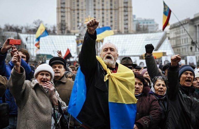 Где два украинца – там три гетмана: В Вашингтонском обкоме грызутся марионетки