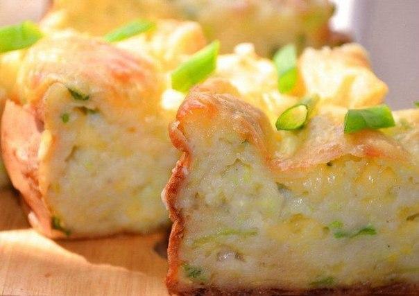 Подборка рецептов с кабачками.