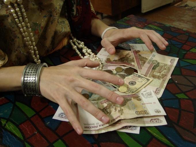 Снятие порчи обошлось пенсионерке из Белгорода в 600 тысяч рублей