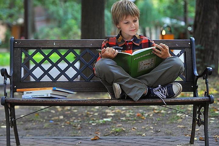 Книжки на лето: Хватит гулять, садись, сынок читать...