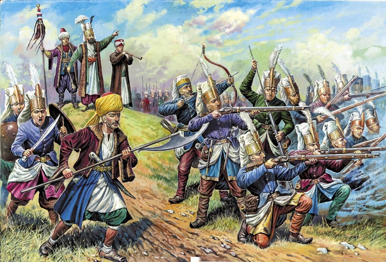 Янычары - «Новые войска»