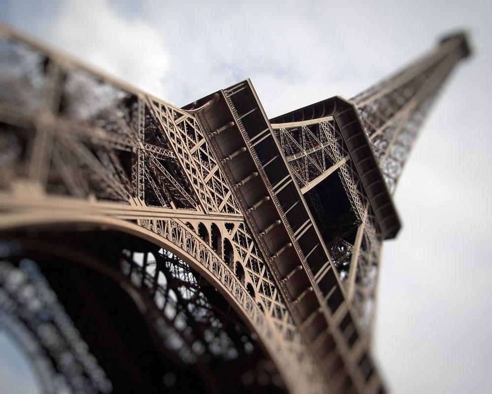Любопытное об Эйфелевой башне