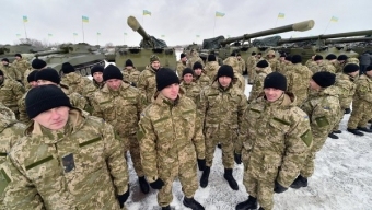 Молния! Украинская армия отступает с Луганского фронта, ополченцы прорвали оборону Дебальцево