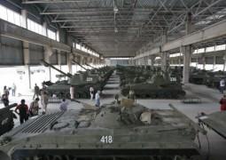 Перевооружение и усиление российской военной базы в Южной Осетии