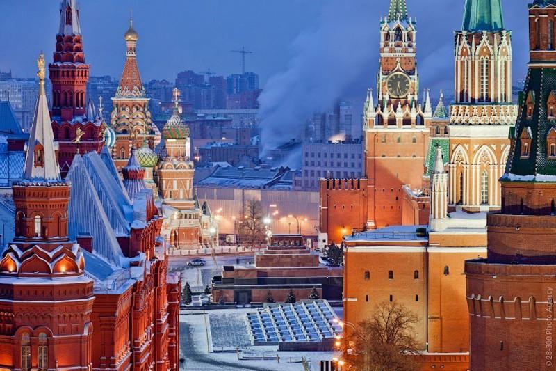 25 объектов всемирного наследия ЮНЕСКО на территории России
