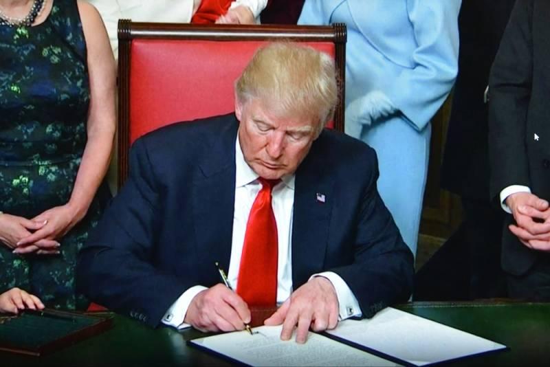 Выход США из ДРСМД: Трамп пытается «сохранить лицо»