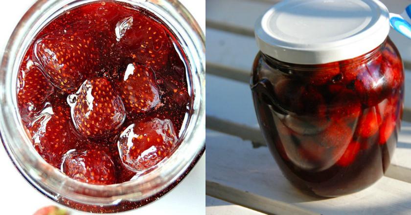 Клубничное варенье как мармелад: 5 необычных рецептов для ценителей