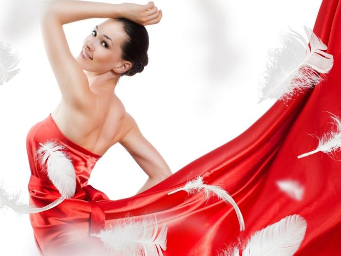 Ученые назвали лучший цвет платья для первого свидания