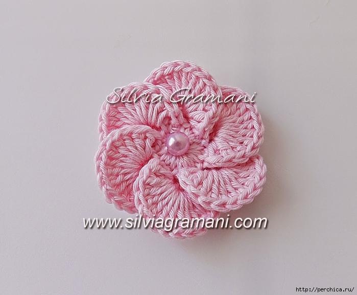 Silvia Gramani papa flor de croche transpassada (700x577, 221Kb)