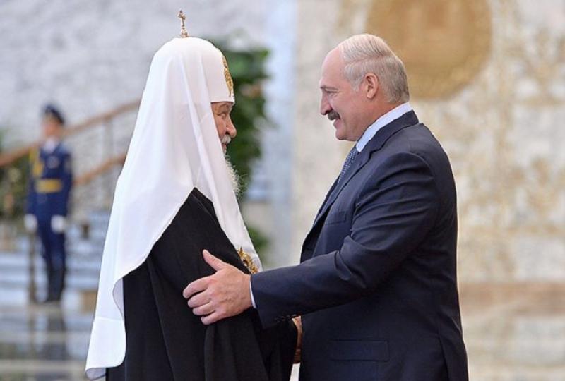 ''Раскол - всегда плохо'': Лукашенко выступил против украинской автокефалии