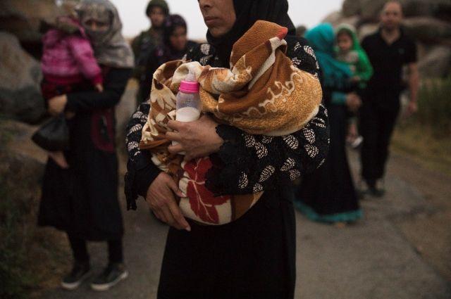 Порядка 72 тысяч сирийцев смогли вернуться в свои дома в Восточной Гуте