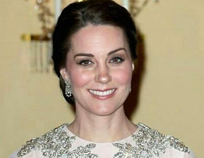 «Как невеста»: родившая Кейт Миддлтон блеснула на свадьбе принца Гарри