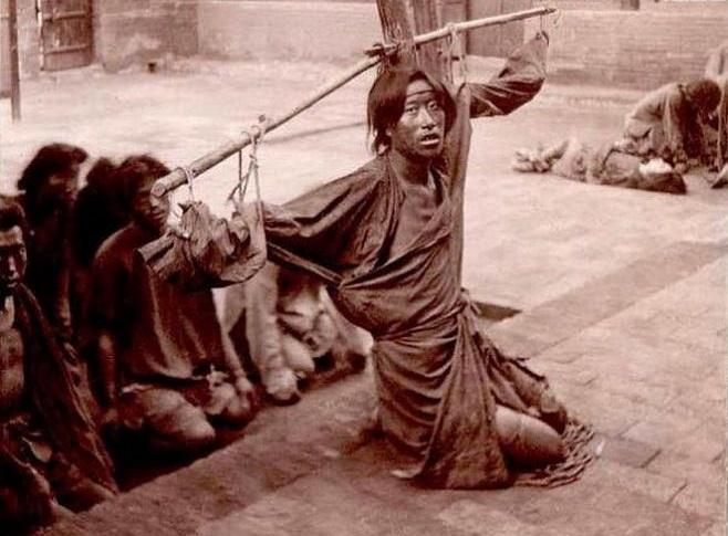 Казнь варёным мясом: жестокое изобретение восточных палачей
