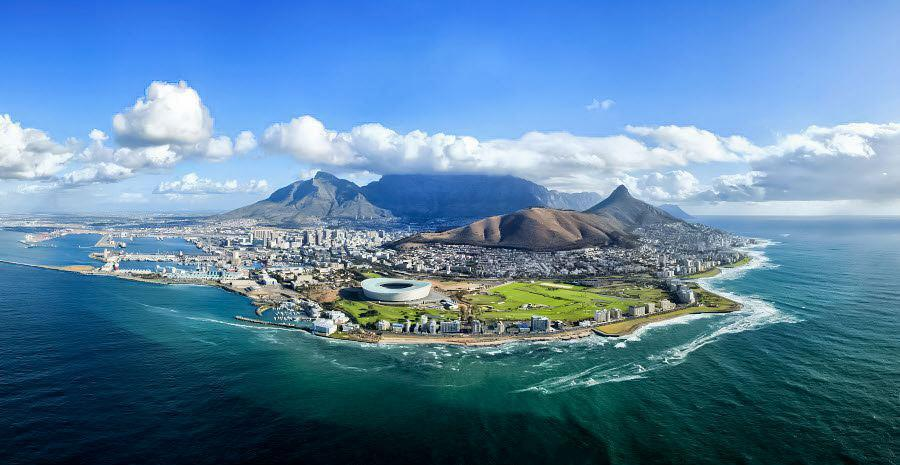 15 красивых городов в Африке