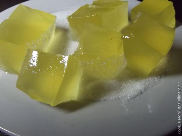 Как сделать домашний мармелад с желатином