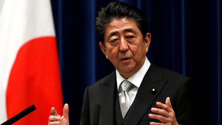 Nikkei: Абэ отказался подпис…