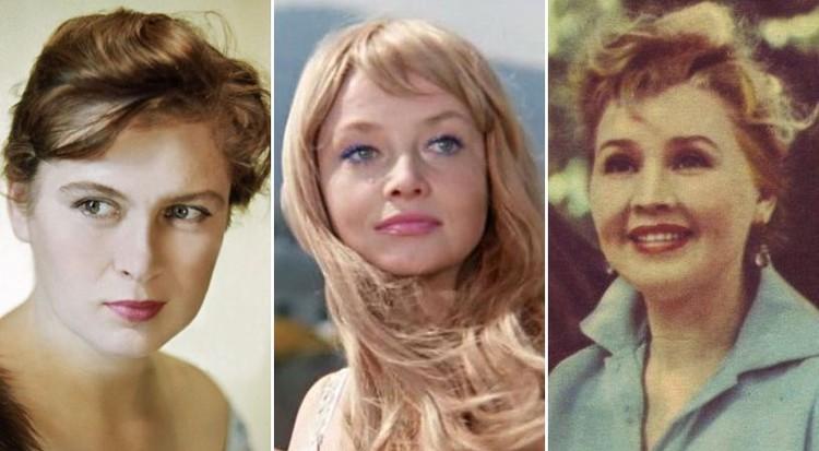 Трагические судьбы — 5 красавиц советского кино, чья жизнь пошла под откос