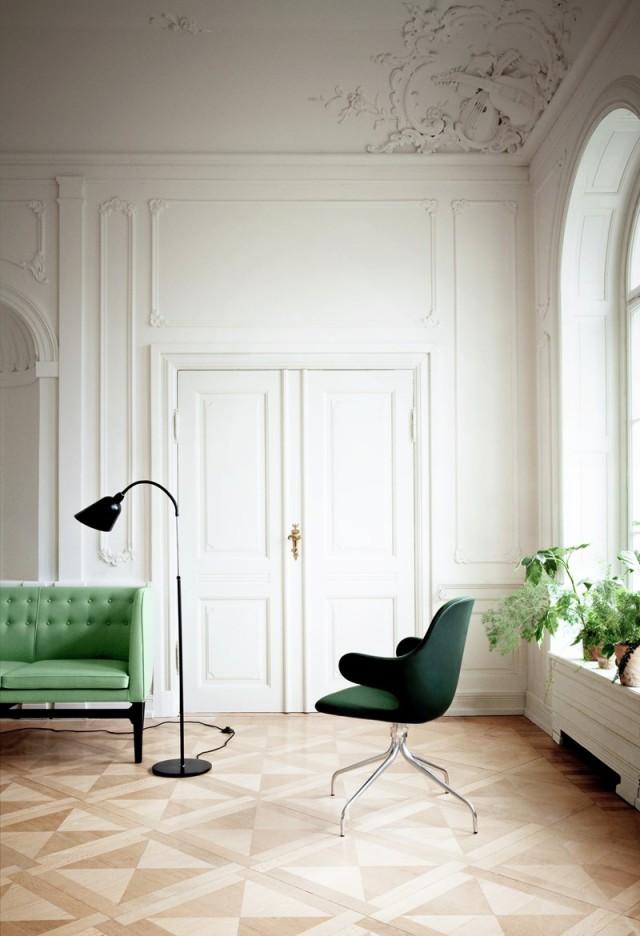 Общий дизайн и интерьер