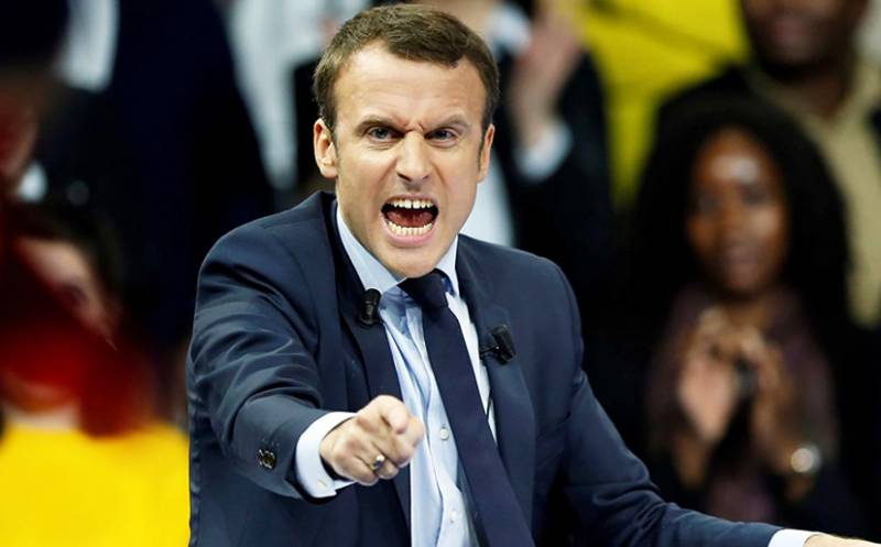Макрон: французский Обама ил…