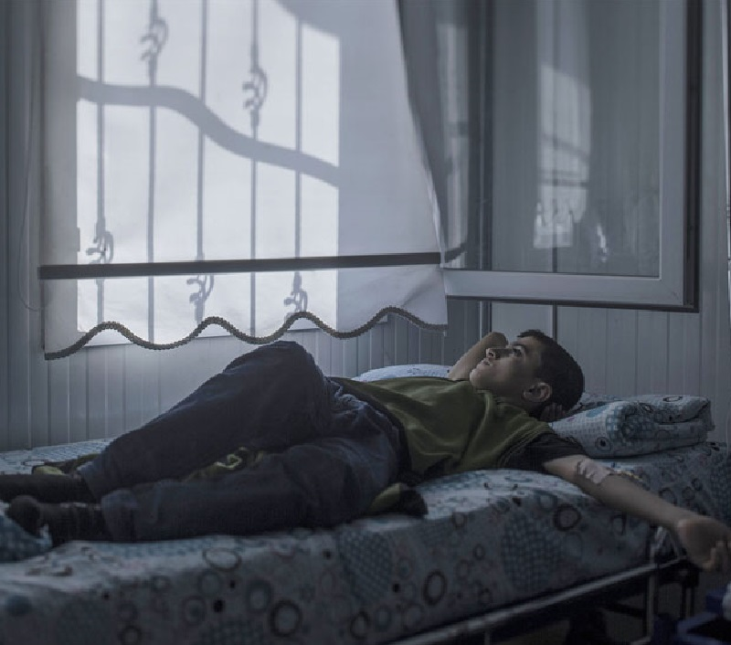 Пока внимание всего мира приковано к войнам, эти дети остались без крыши над головой