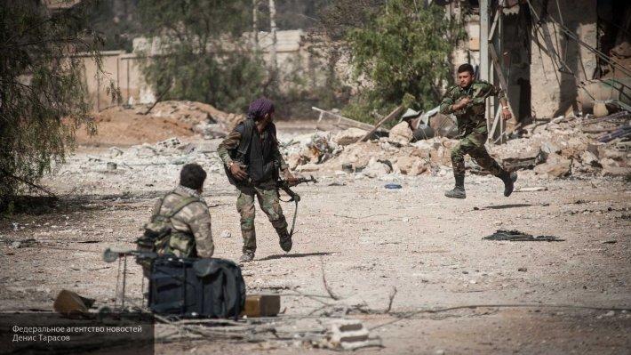 Полное окружение в Сувейде: боевики ИГ* пошли в отчаянную атаку