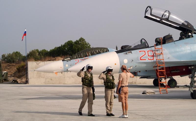 Владимир Путин поблагодарил сотрудников ФСБ за обеспечение безопасности российских лётчиков в Сирии