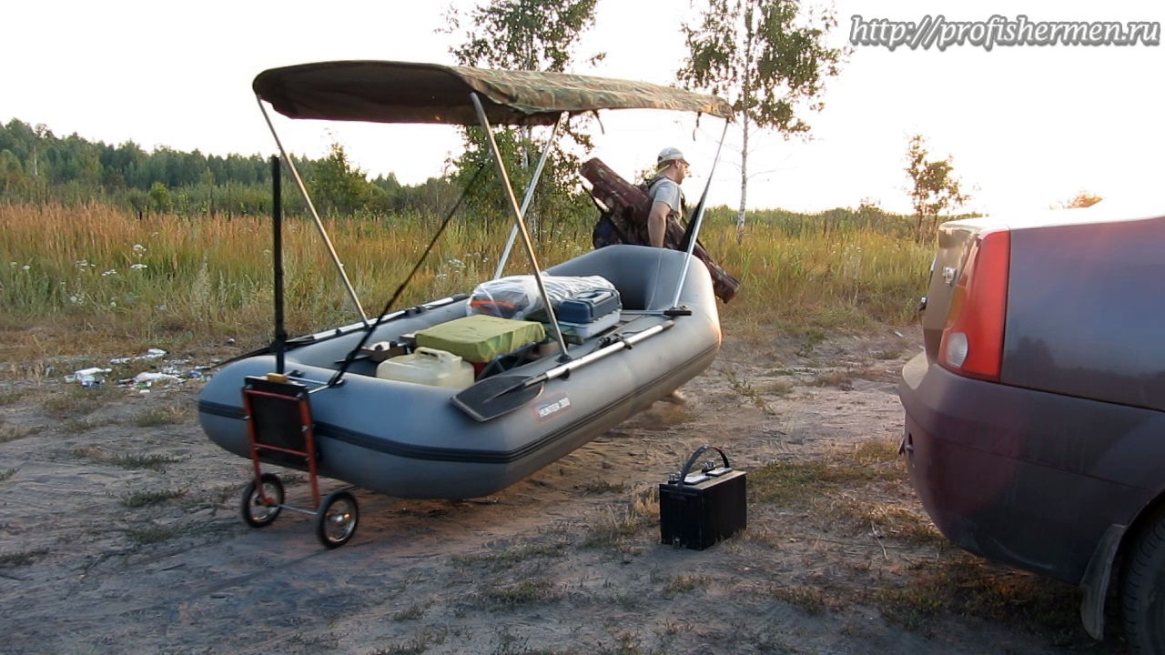 Резиновые лодки и моторы к ним самара