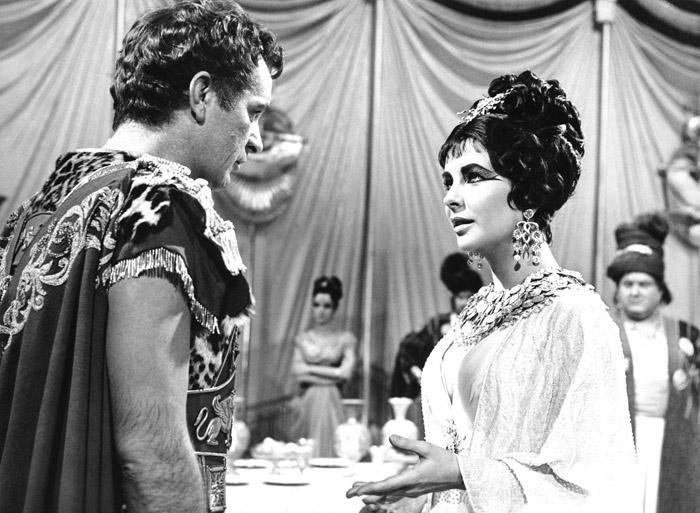 Элизабет Тейлор (Elizabeth Taylor) на съемках фильма «Клеопатра» (Cleopatra) (1963), фото 31