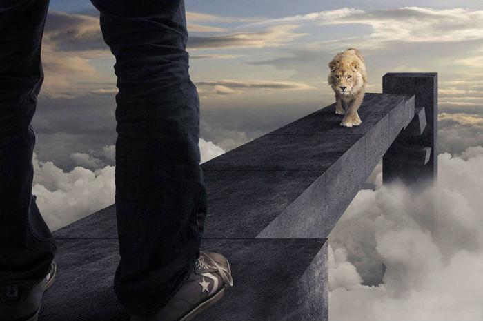 Заклинатель львов.