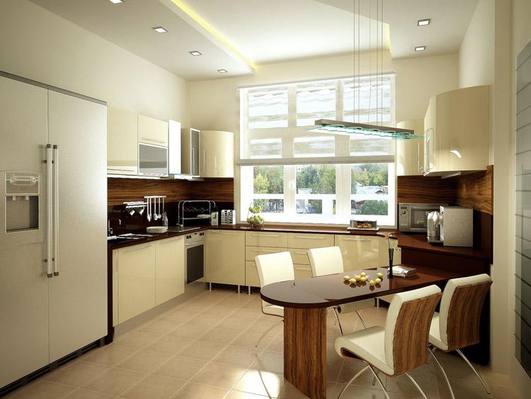 стены на кухне фото дизайн