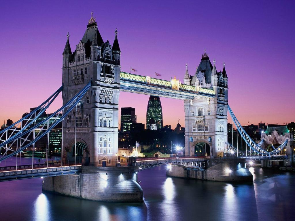 11021 «Золотые ворота» и еще 8 потрясающих мостов для пеших прогулок