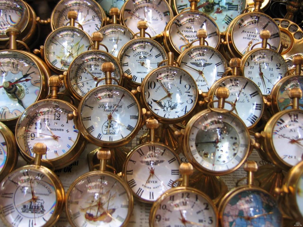 Парадокс восприятия времени: чем старше человек, тем быстрее бежит время