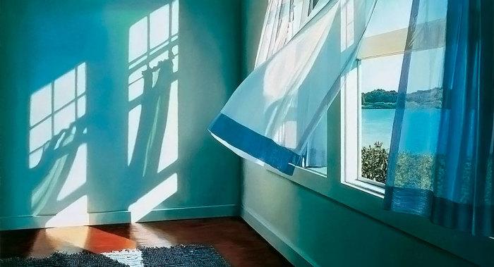 Не следует в жару открывать окна, которые впускают солнечные лучи. / Фото: tion.ru
