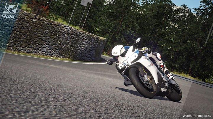 Видеоигра Ride: гейм-плей, Lightning LS-218 (фото, видео)