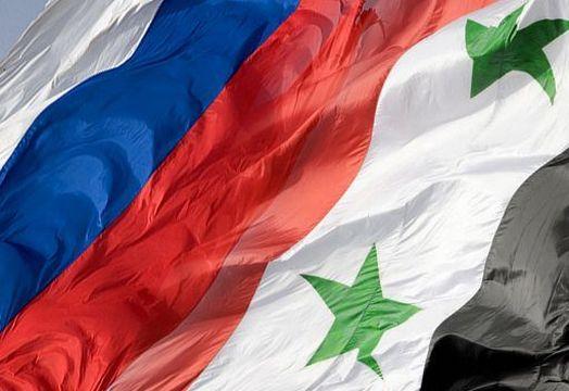 """Под надзором России западная """"коалиция"""" не сможет безнаказанно бомбить силы президента Сирии."""
