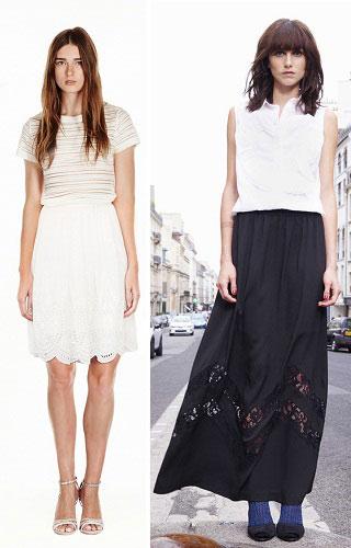 Мода 2016: юбки на весну и лето