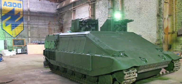 Украина похвасталась, что завершила импортозамещение российской оборонной продукции