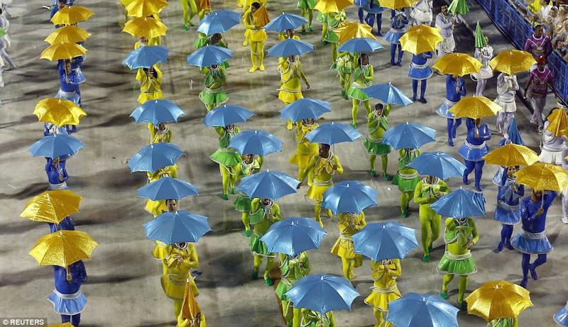 Карнавал в Рио де Жанейро карнавал, рио-де-жанейро