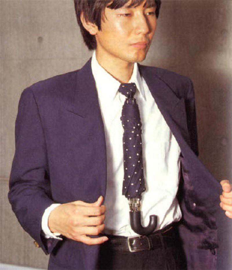 1. Безграничный полёт японской инженерной мысли. галстуки, странные люди