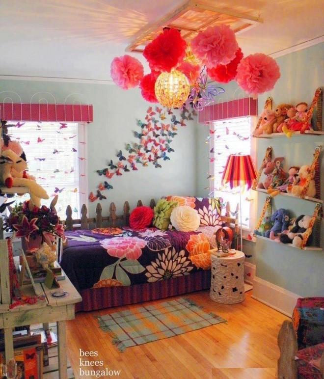 Идеи оформление комнаты к