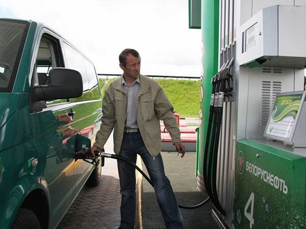 Бензин в Белоруссии продолжа…