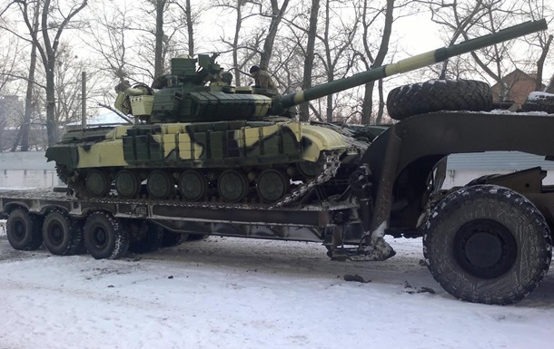 Модернизированные Т-64 габонцев будут летать?)