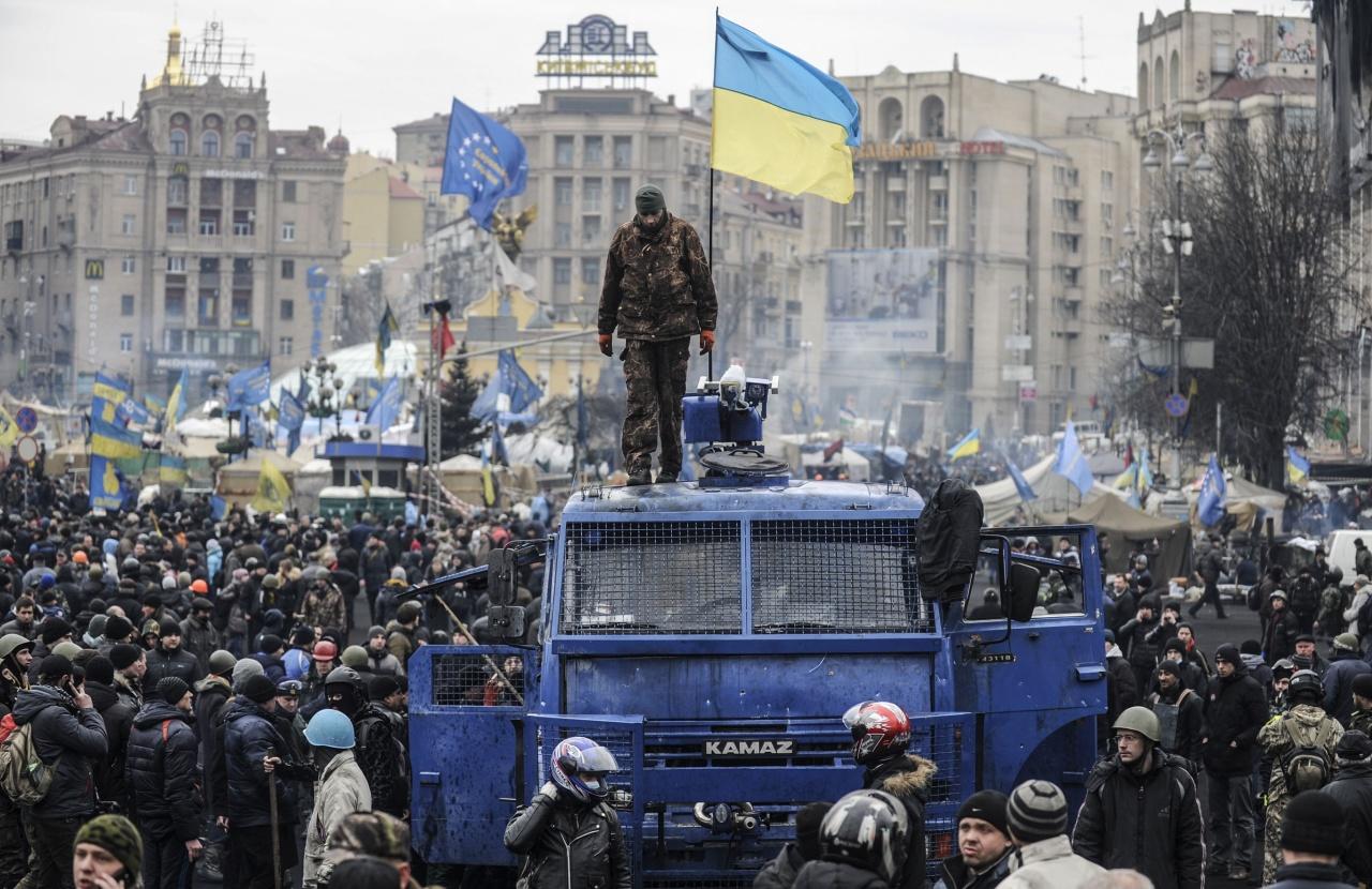 Разделённый народ. Ещё раз о правильной постановке украинского вопроса