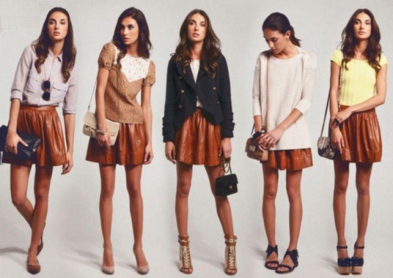 Основные правила выбора обуви под юбки разной длины.
