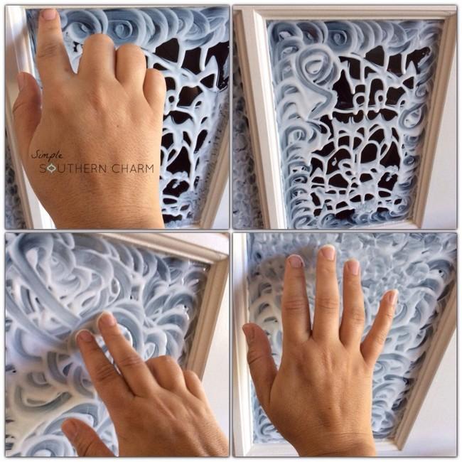 Превращаем обычное стекло в витраж с помощью всего одного средства витраж, стекло