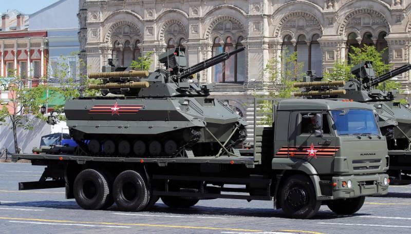 Американцы засекли в Сирии революционно новый русский танк