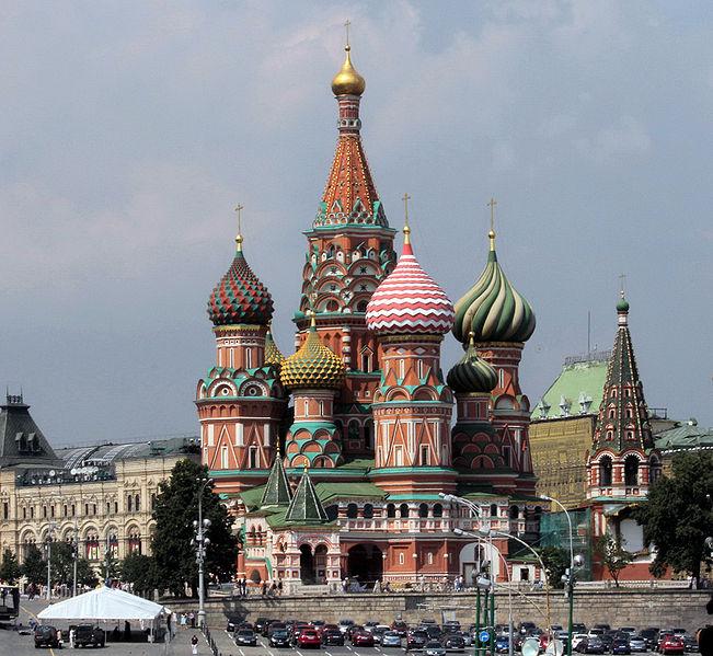 Московский Кремль.Часть 4. Храм Василия Блаженного..