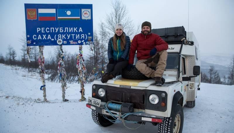 «В минус 48 можно жить» и другие открытия бразильцев в Якутии