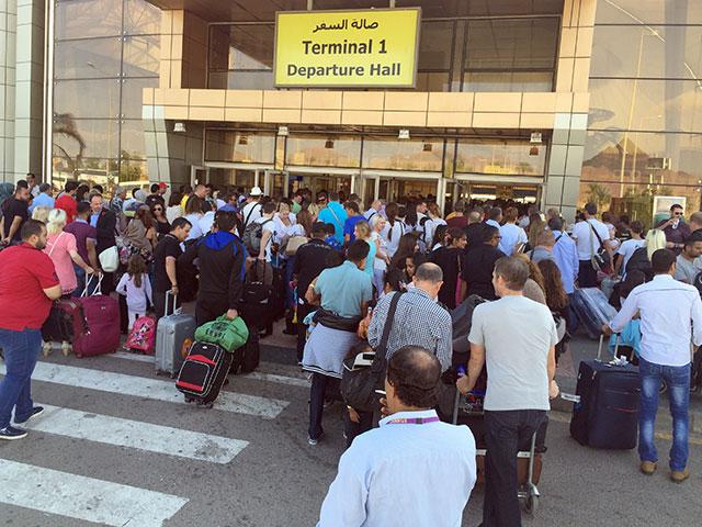 В Египте оценили ущерб от потери туристов из России и Великобритании. Осталась надежда только на украинцев