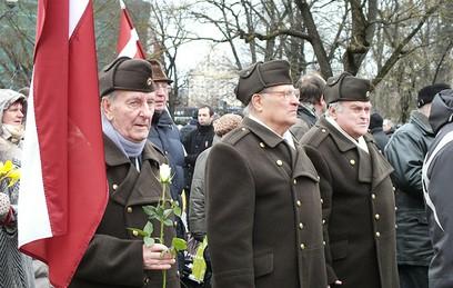 Москва призвала ООН отреагировать на марш СС в Риге